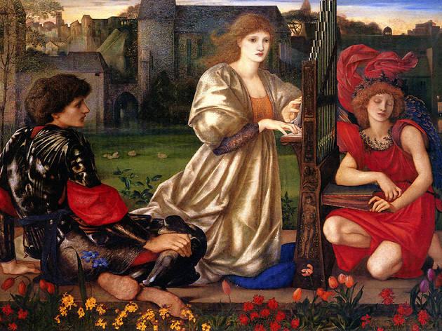 """The Pre-Raphaelite Legacy: British Art and Design"""