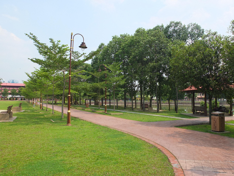 Taman Tasik Datuk Keramat