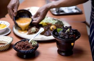 restaurant africain