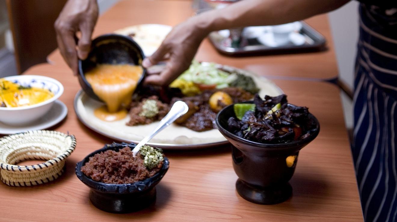 Trouver un restaurant africain à Paris