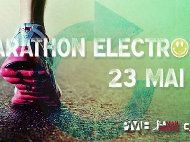Marathon électronique