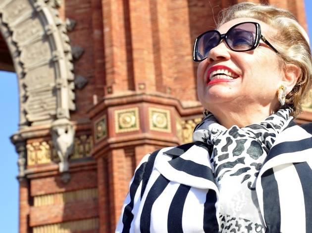 Ciutat Flamenco 2014: Maruja Garrido (amb Fuensanta 'La Moneta', Chicuelo i Peret Reyes)