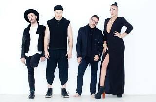 Rocket:  Hercules & Love Affair + Oliver $ + Lyonel + Carlo Gossa