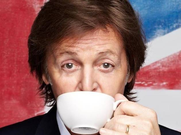 Paul McCartney Is Playing A Surprise Show At Pappy And Harriet's Tonight