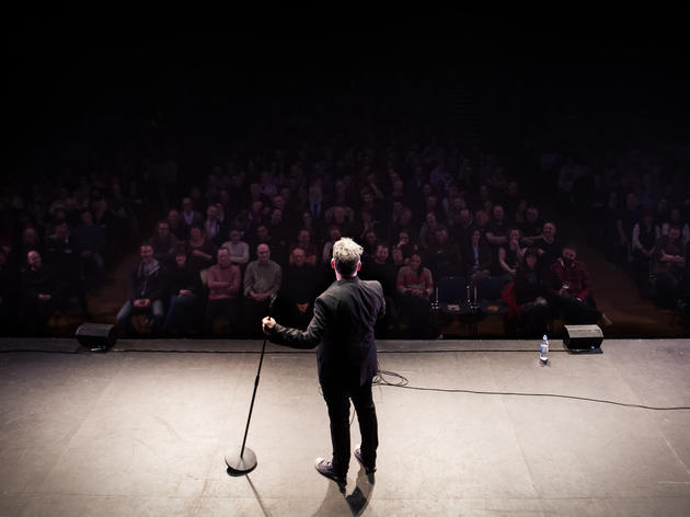 Stewart Lee – A Room With a Stew and 'Comedy Vehicle' DVD Launch