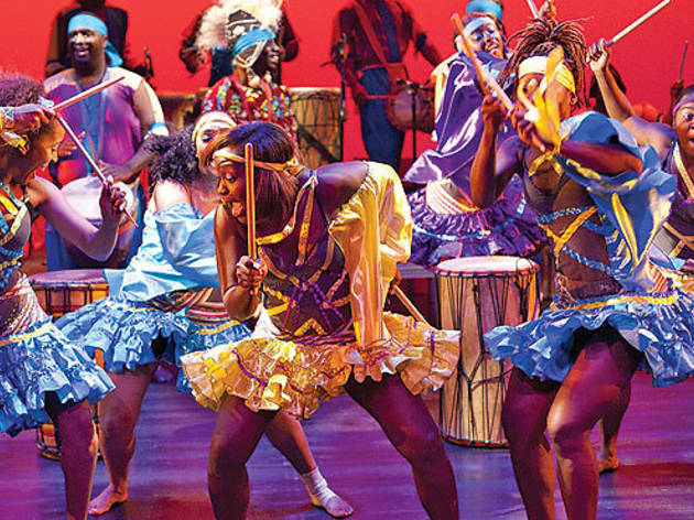 DanceAfrica 2014: Celebrating Africa's Bantaba