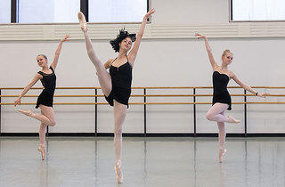 The School of American Ballet's Workshop Performances