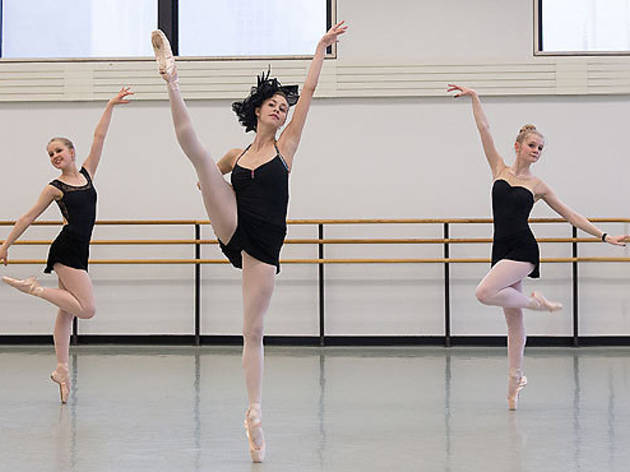 The School of American Ballet's Workshop Performances