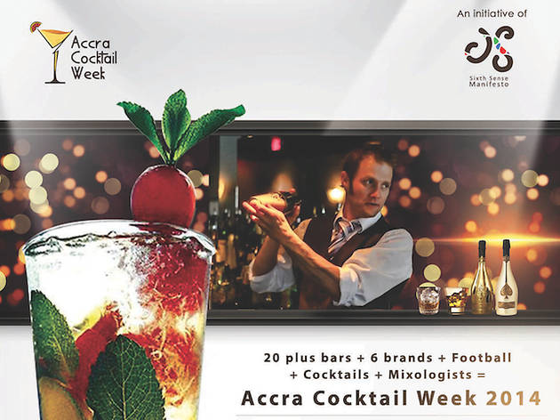 Accra Cocktail Week 2014