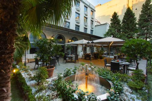 for Aparthotel jardin de recoletos madrid