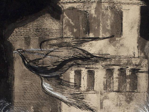 Leonora Carrington (Foto: Cortesía Museo de Arte Moderno)