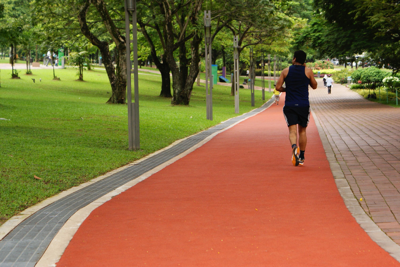 Best running trails in KL