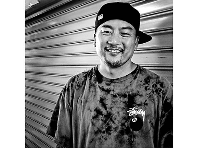Chef of the Year (Photograph: Courtesy Roy Choi)