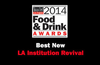 Best LA Institutional Revival