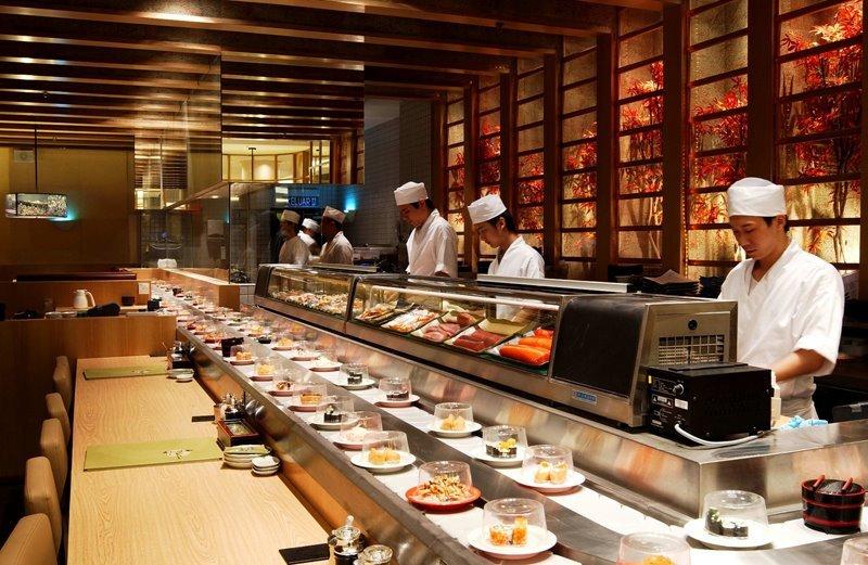 Sushi Zanmai The Gardens Restaurants In Mid Valley City