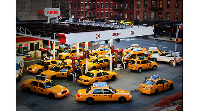 Find A Gas Station >> There Are Only 39 Gas Stations Left In Manhattan Here S