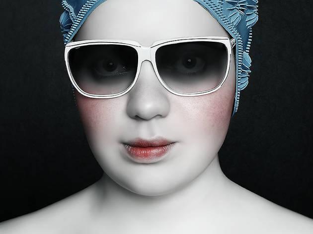 (Oleg Dou, 'Swimmer', 2007 / Courtesy Russian Tea Room)