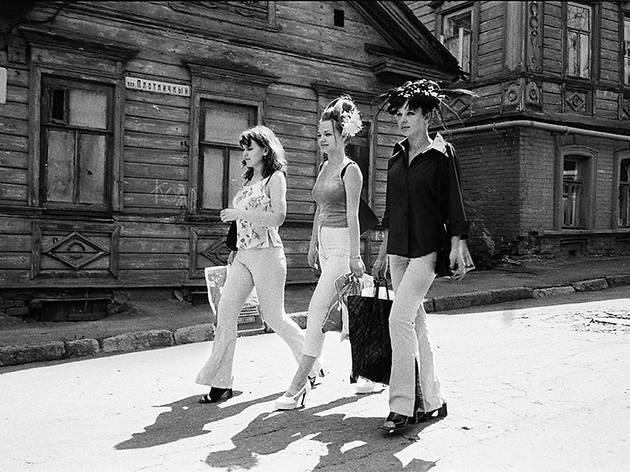 (Igor Mukhin, 'Nijni Novgorod', 2001 / Courtesy Russian Tea Room)