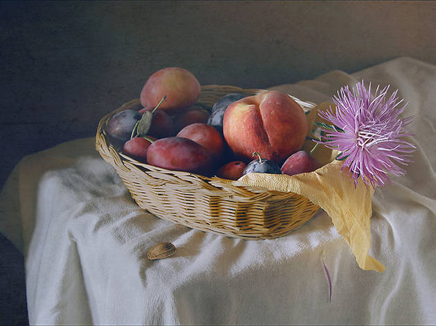 (Galina Chirikova, 'Etude d'août', 2013 / Courtesy Russian Tea Room)