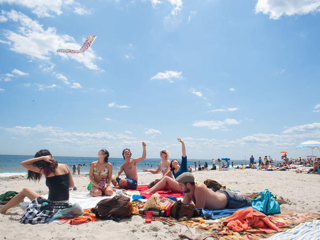 Check out the best New York beaches