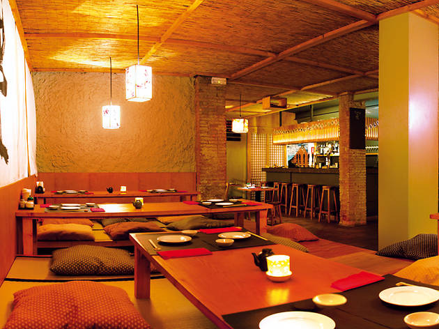 The Tatami Room Closed Restaurants In El Poble Sec