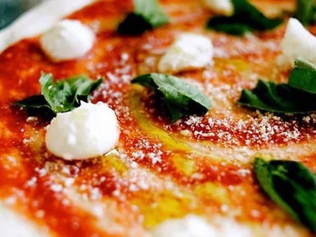 (Photograph: Courtresy Olio Pizzeria & Café)