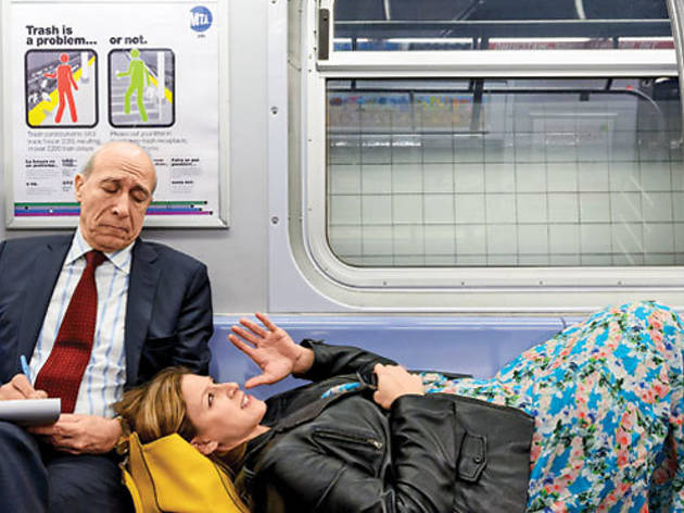 Anxiety: New Yorkers' best frenemy