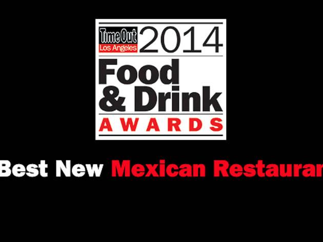 Best New Mexican Restaurant
