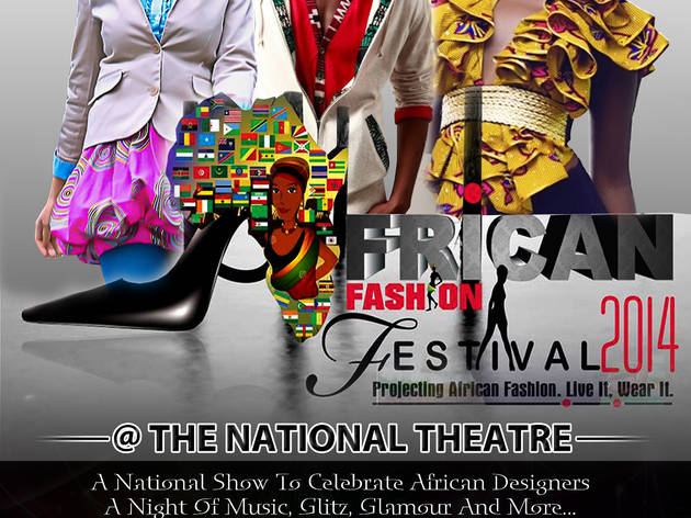 African Fashion Festival - National Theatre