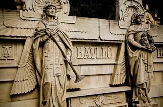 Panteón Batlló i Batlló (Cementerio de Montjuïc)