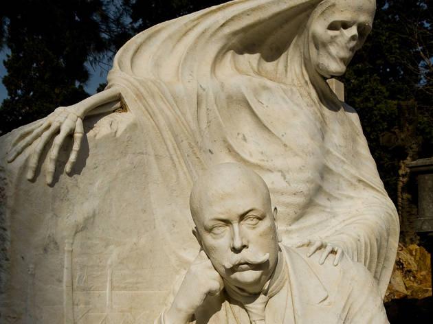 Nicolau Juncosa (Cementerio de Montjuïc)