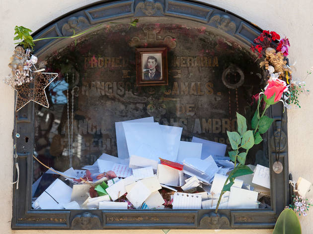 El Santet de Poblenou (Cementerio de Poblenou)