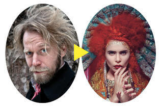 (Tony Law: © Rob Greig. Paloma Faith: © Antony Crook)