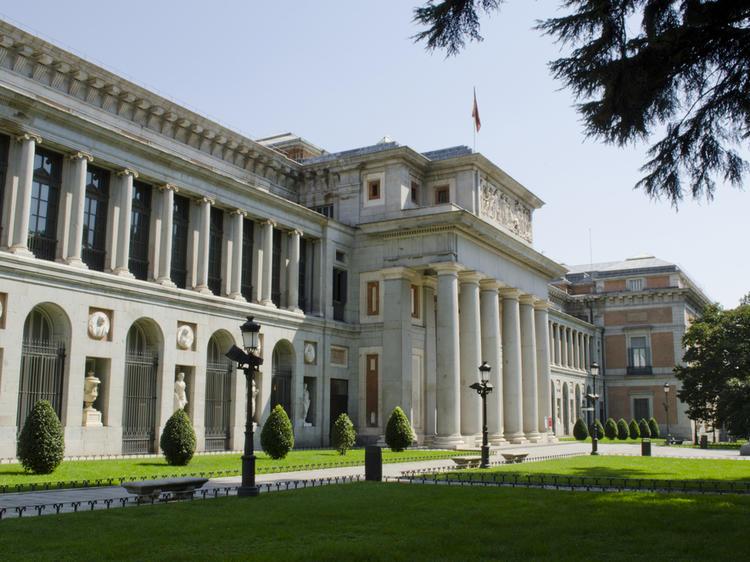 Visitar la pinacoteca más importante de España