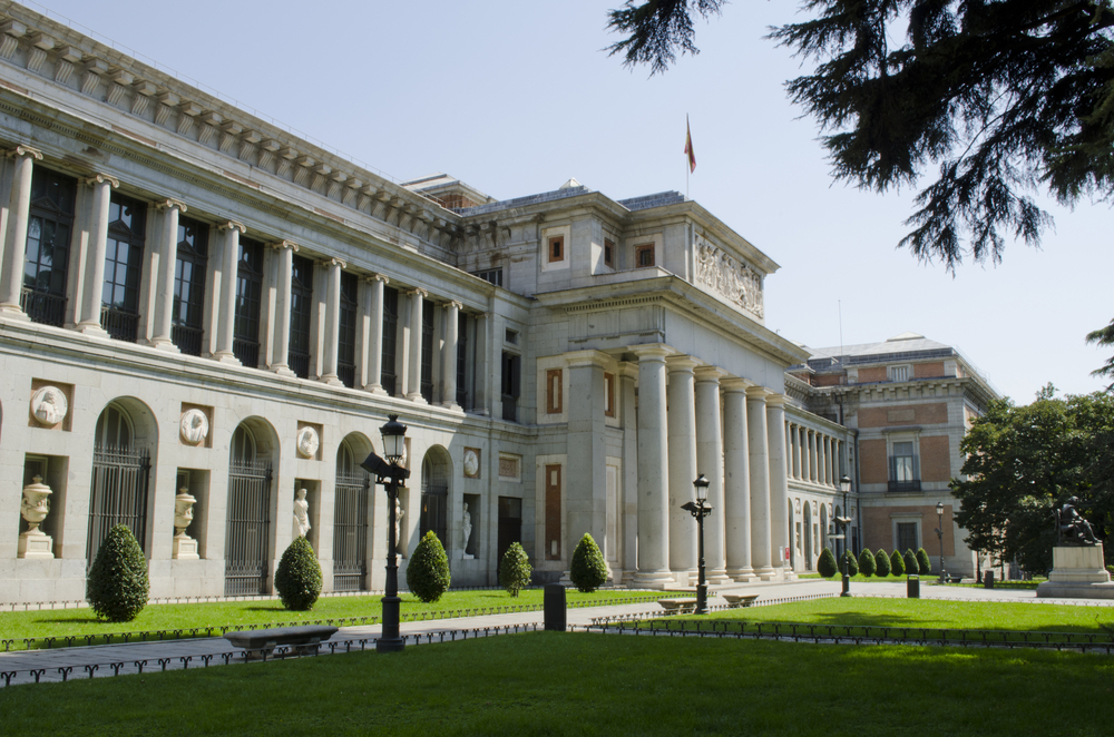 Discover the best museums in Madrid