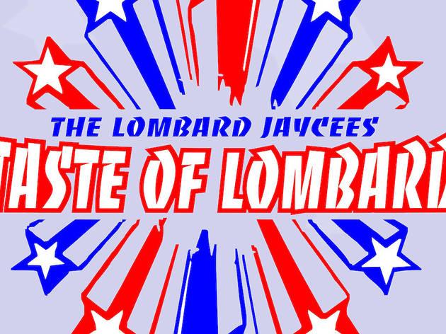 Taste of Lombard