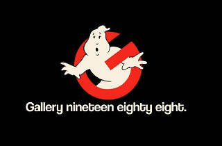 Ghostbusters 30th Anniversary Art Show
