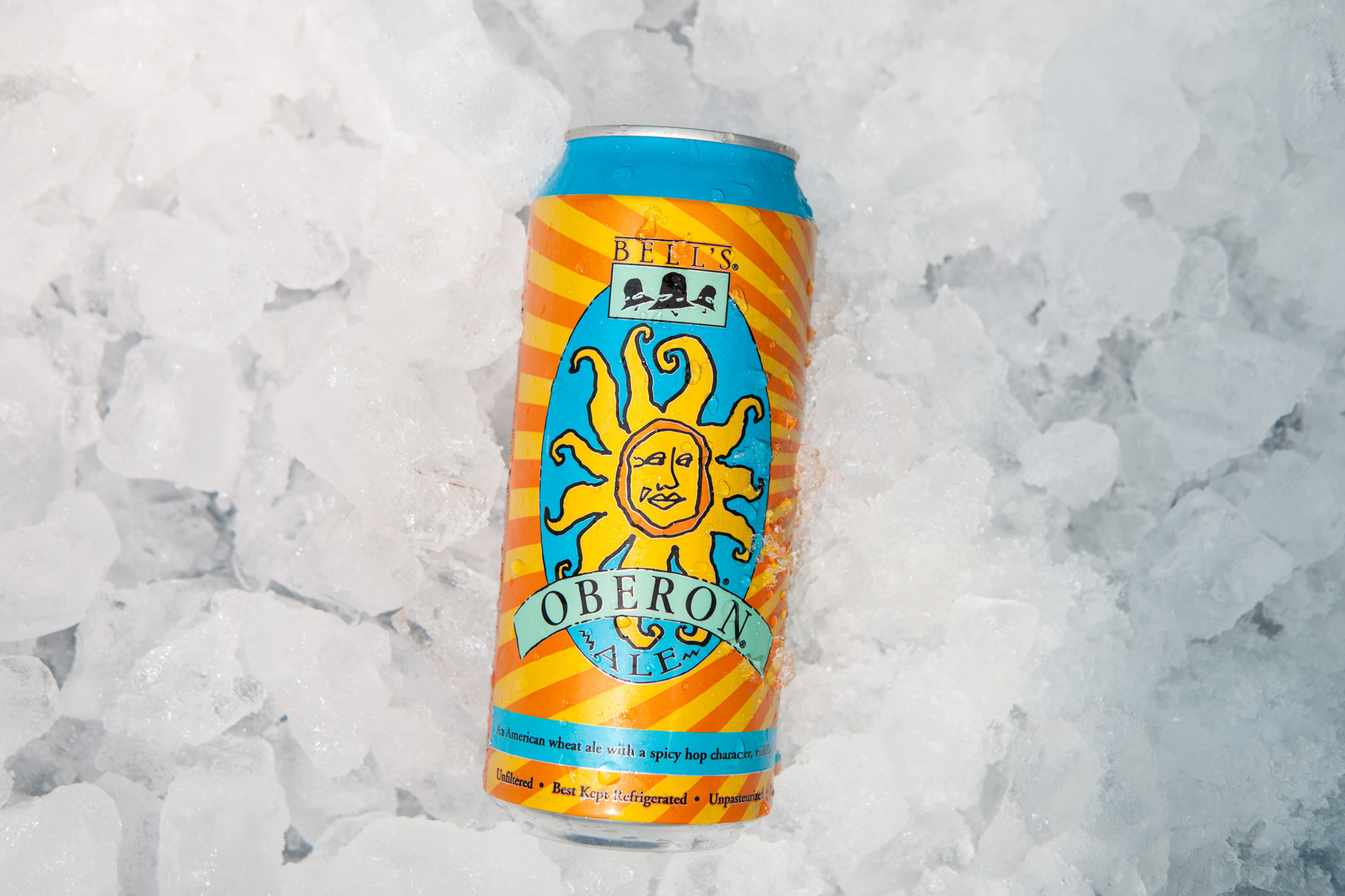 Bell's Brewery's Oberon and Two Hearted