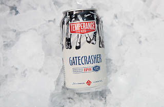 Temperance Brewing Company won a silver medal for their Gatecrasher IPA at the Great American Beer Festival.