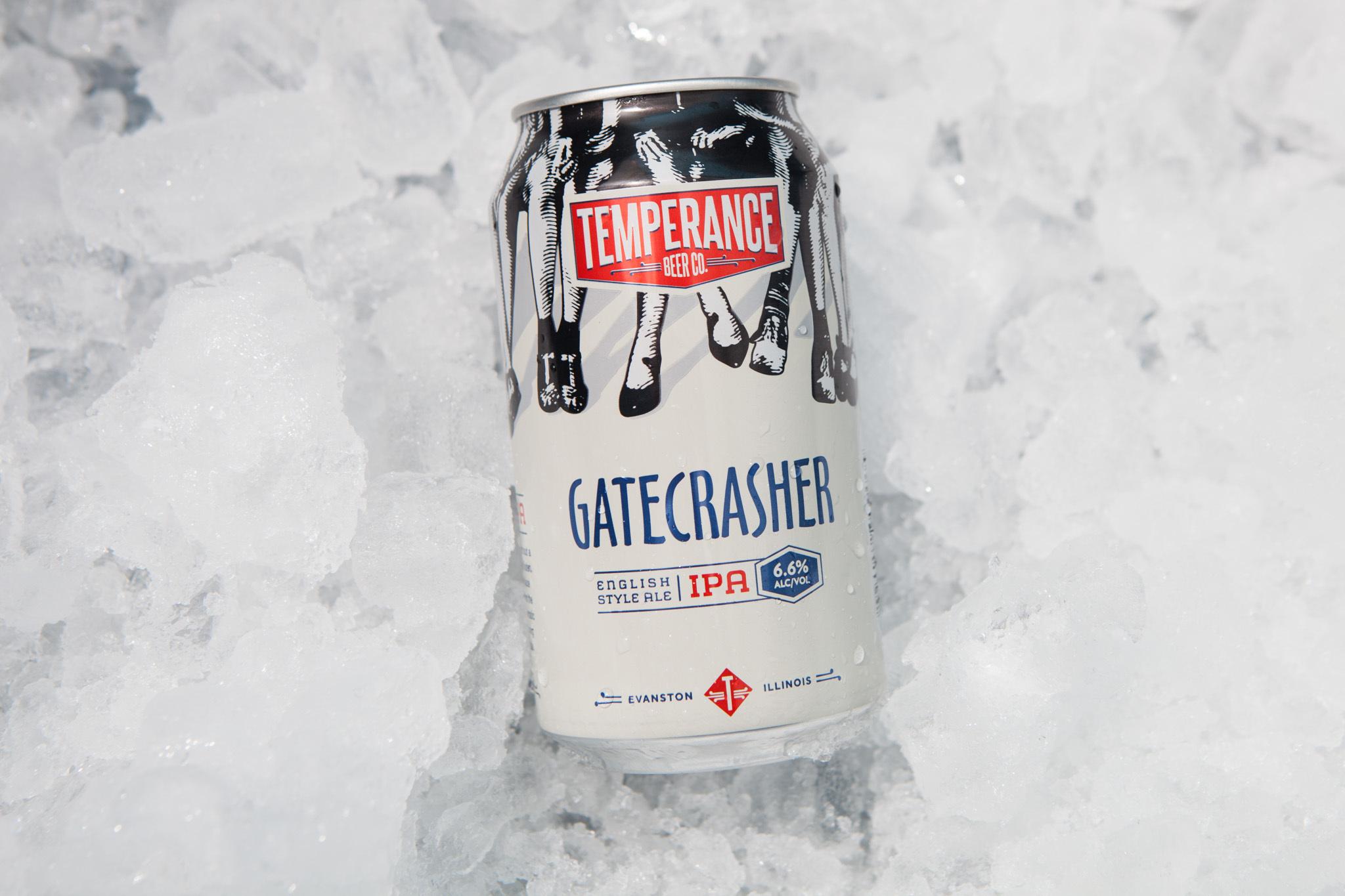 Temperance Brewing's Gatecrasher English IPA