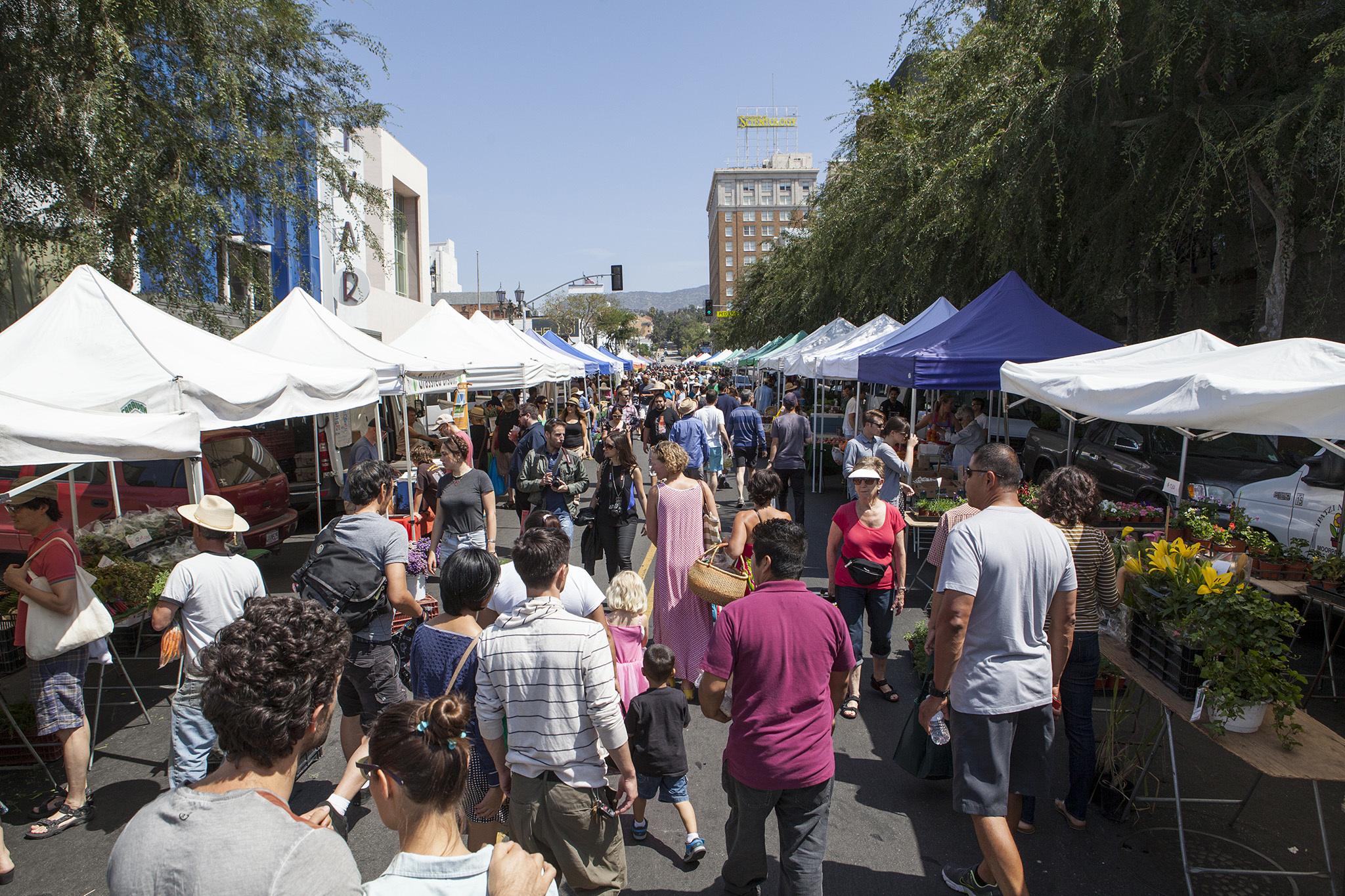 Hollywood Farmers' Market