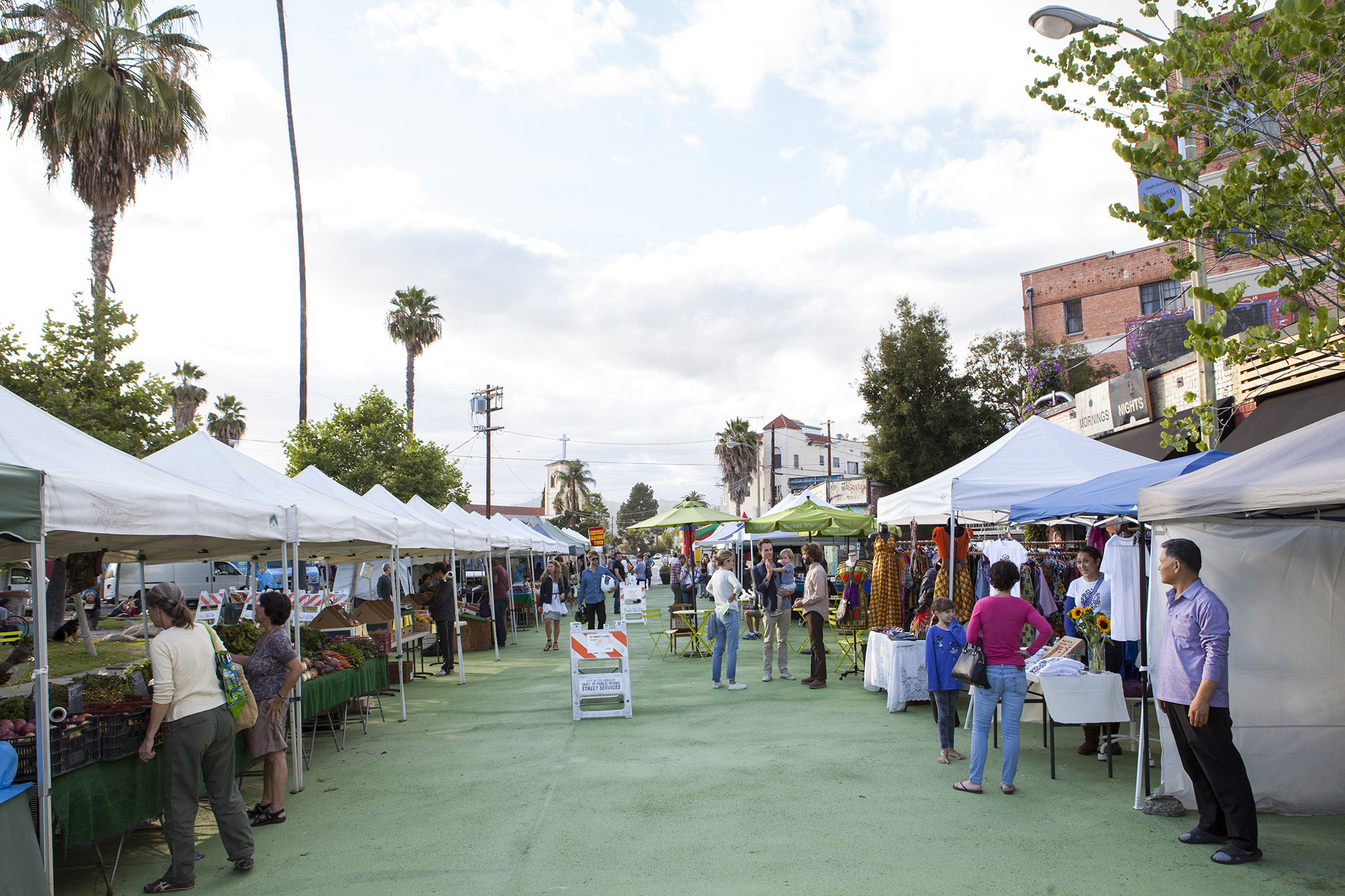 Silver Lake Farmers' Market