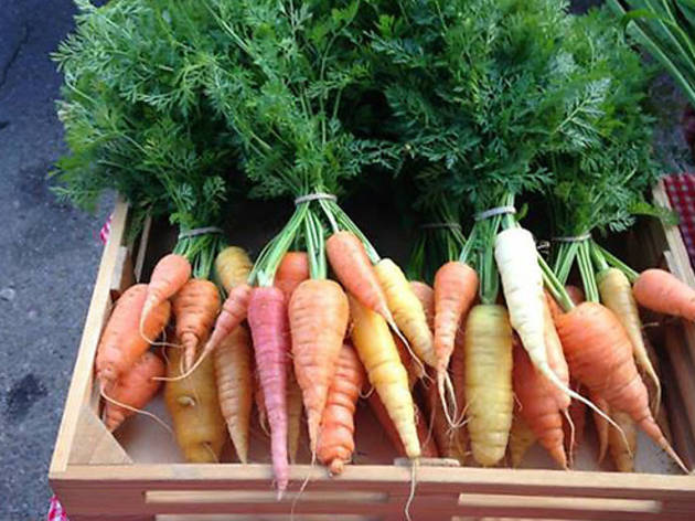 (Photograph: Courtesy Beverly Hills Farmers' Market)
