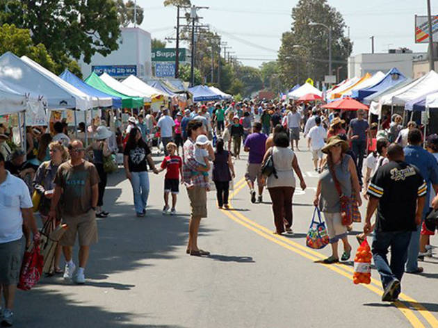 Mar Vista Farmers' Market
