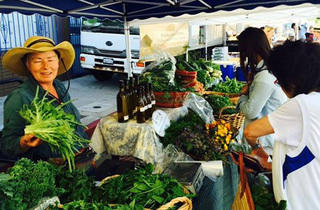 (Photograph Courtesy Mar Vista Farmers' Market)