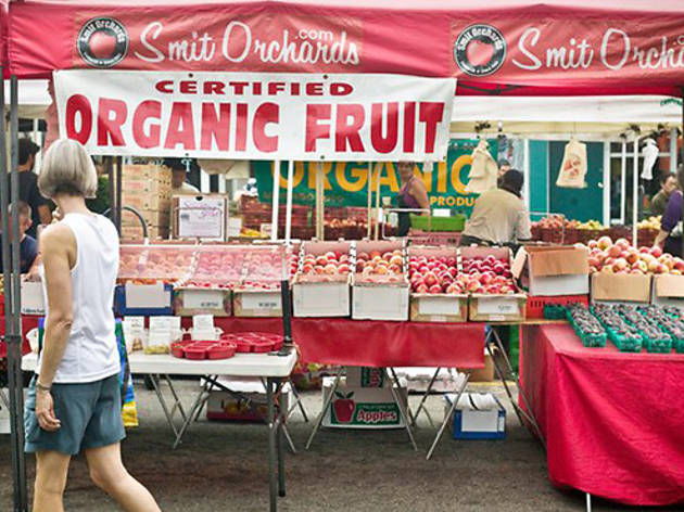 (Photograph: Courtesy Pacific Palisades Farmers' Market)
