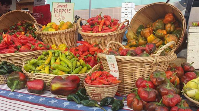 The best farmers' markets in LA