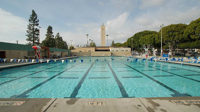 Best Public Pools In Los Angeles For A Summer Swim