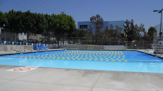Glassell Pool