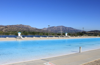 (Photograph Courtesy: Hansen Dam Aquatic Center)